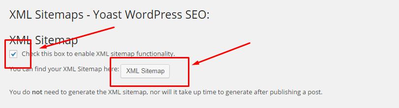 Cara Membuat Sitemap XML di WordPress