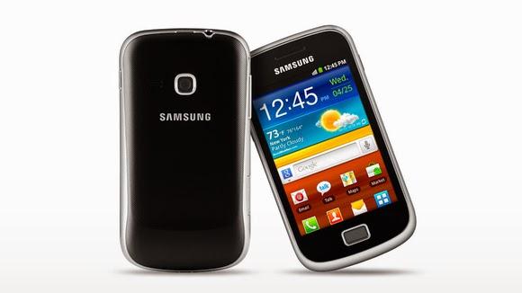 Cara Root Samsung Galaxy Mini 2 S6500 - Andi Astina