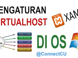 membuat virtualhost